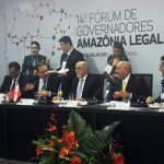 Governadores criam consórcio interestadual da Amazônia